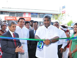 Celebrating a presence of 20 years in Sri Lanka, MCB Bank marks its successful journey this year with the opening of the newest branch in Kollupitiya, as part of the Bank's strategy to be close to its customers and to serve them with an array of qualitative and efficient banking services.